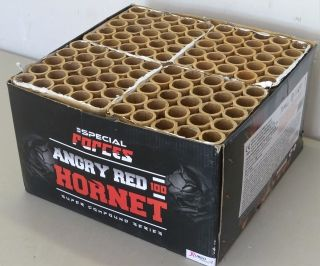 100 Shots Horny Red Hornet
