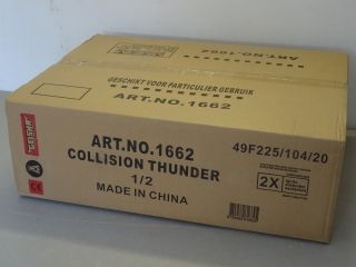 Collision Thunder 250sh