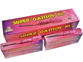 Gatito XL box 60st