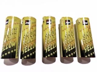 Jorge rookbom geel