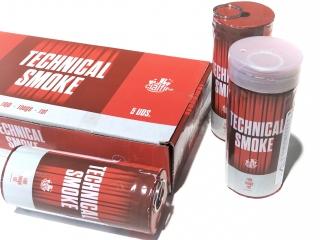 Mega rookgranaat rood