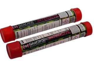 Professionele rookbomfakkel rood
