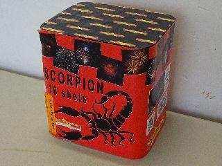 Scorpion 16sh mix kaliber