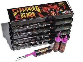 Screaming Deamons 50st