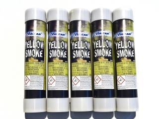 Super rookbom geel