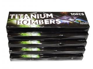Titanium bombers 50st