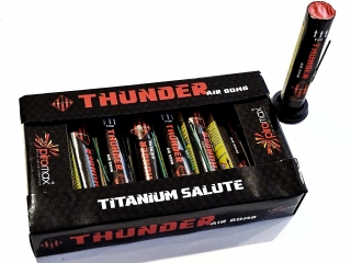 Titanium Salute Single Shots