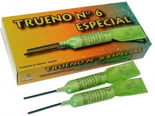 Trueno El Gato Nr6  10st