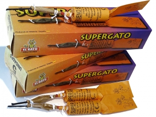 Trueno Super Gato 3-pack