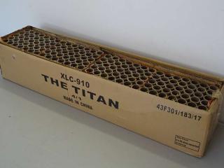 140sh 1.2ich The Titan flowerbed
