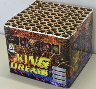 King Dreams 81sh