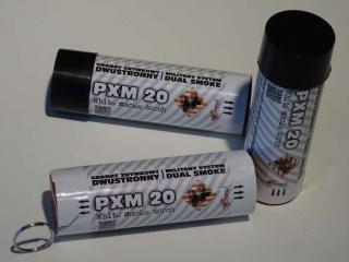 Piromax rookgranaat wit