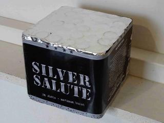 Silver Salute 36sh