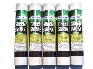 Super rookbom groen
