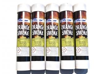 Super rookbom oranje