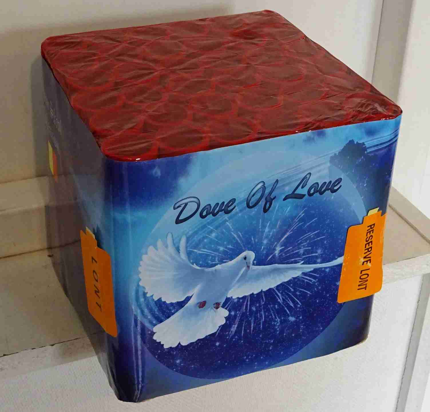 Dove of Love 36sh