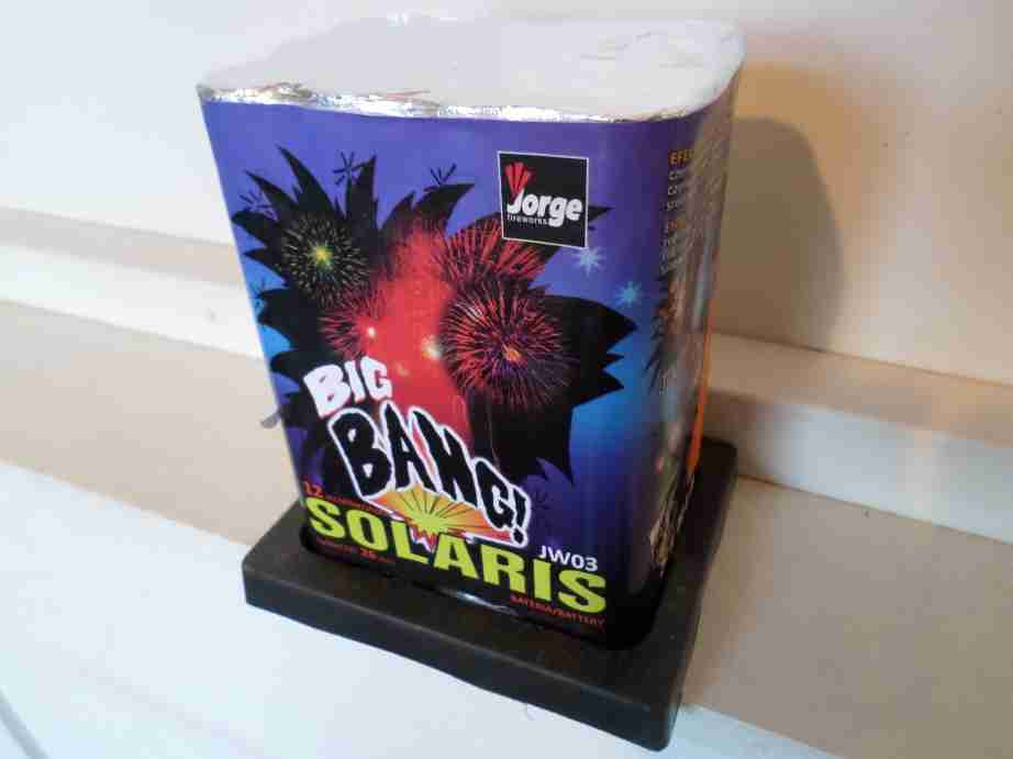 Big Bang Solaris 12 sh