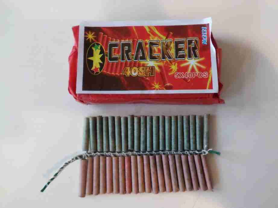 Lady cracker 5 x 40sh