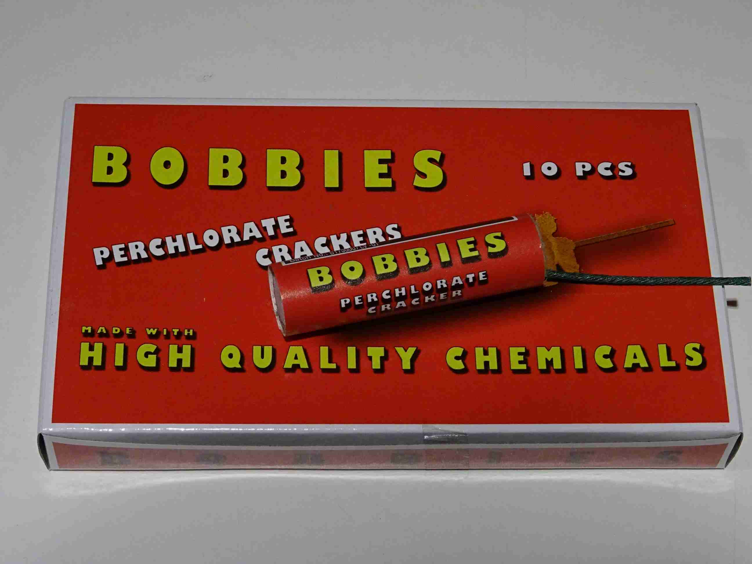 Bobbies 10st