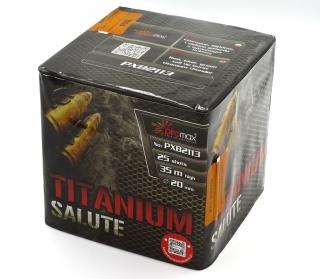 Titanium Salute 25sh