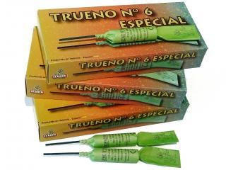 Trueno El Gato Nr6  3-pack