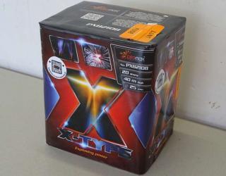 X-type 20sh